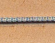 BB28505 18KW diamond 2.86ct bracelet